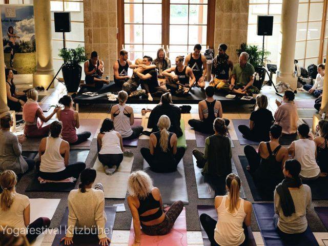 Yoga Festival Kitzbühel