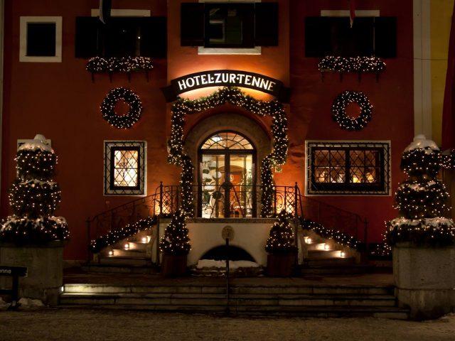 Hotel Zur Tenne Kitzbuhel