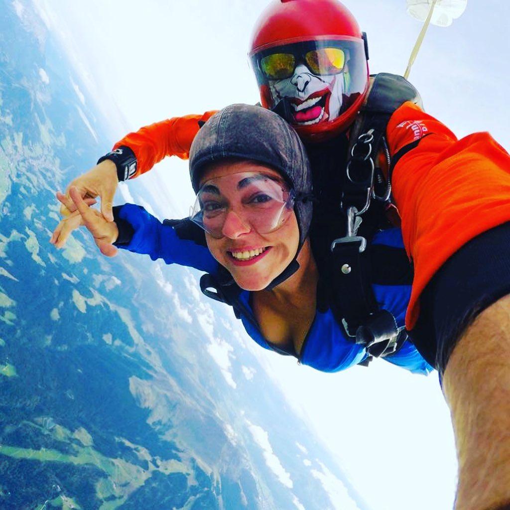 Bestes Fallschirmspringen Tirol