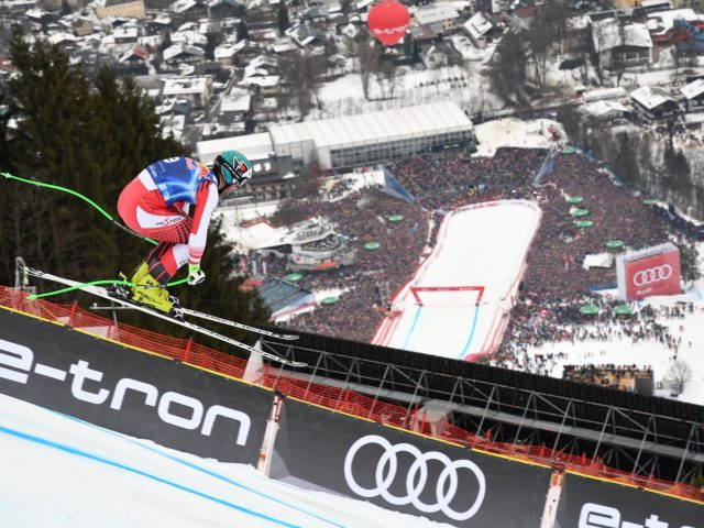 Hahnenkamm Downhill Kitzbühel