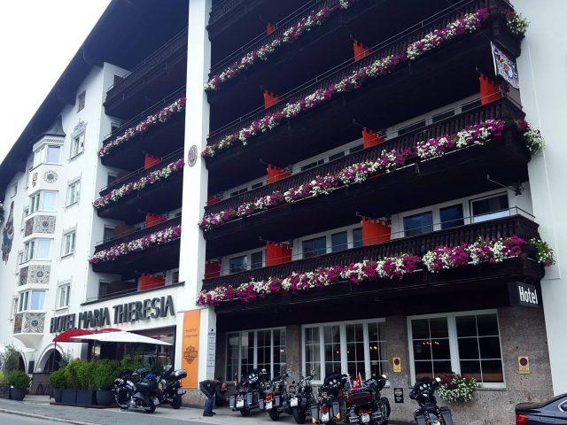 Maria Theresia Hotel